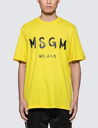 MSGM S/S T-Shirt