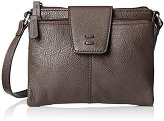 Ellington Leather Goods Alex C Cross Body Bag