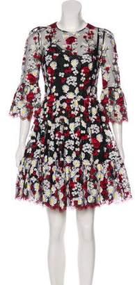 Dolce & Gabbana 2016 Poppy Mini Dress