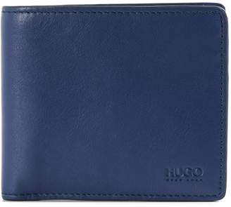 HUGO Subway Billfold Leather Wallet