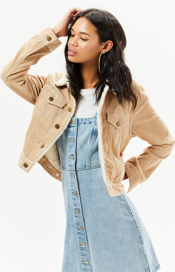 Insight Brandy Shrunken Corduroy Jacket