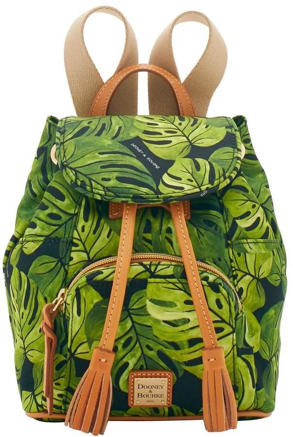 Dooney & Bourke Montego Small Murphy Backpack - BLACK - STYLE