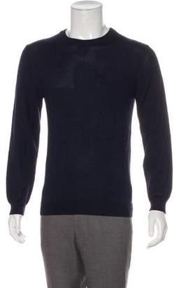 Patrik Ervell Lightweight Pocket Baby Alpaca Sweater