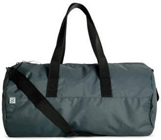 H&M Cylindrical Sports Bag - Blue