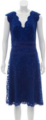 Tadashi Shoji Lace Midi Dress w/ Tags