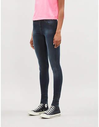 Replay Stella Hyperflex+ skinny high-rise jeans