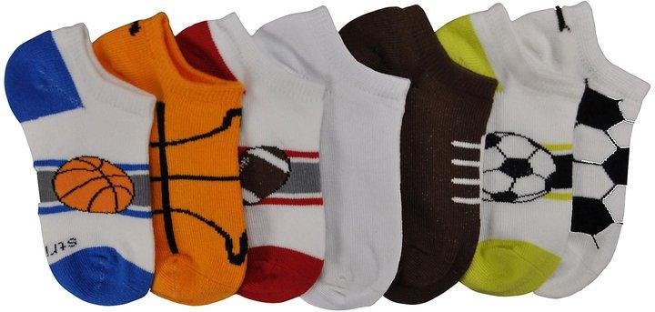 Stride Rite 7 Pk Socks