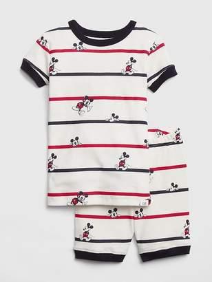 Gap babyGap | Disney Mickey Mouse Short PJ Set
