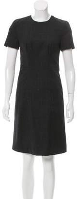 Paul Smith Wool Short Sleeve Dress