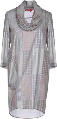 Manila Grace DENIM Short dresses - Item 34906934EX