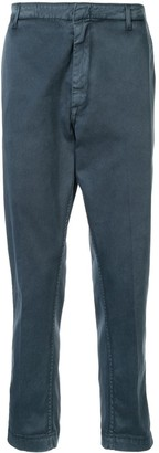 Dondup dropped-crotch trousers