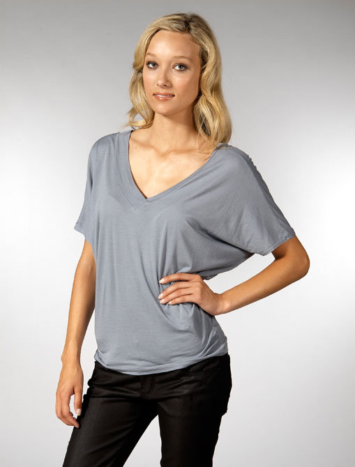 Rebecca Beeson Batwing in Grey