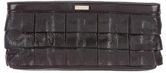 Kate SpadeKate Spade New York Ruffled Leather Clutch