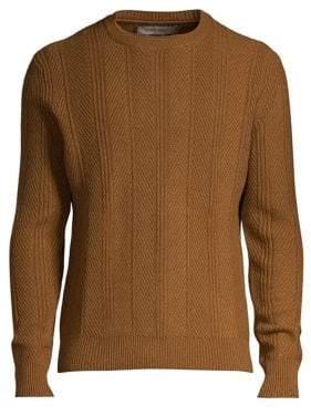 Corneliani Fancy Crew Sweater