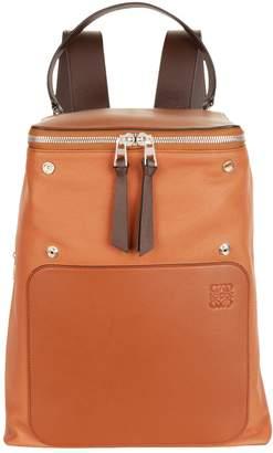 Loewe Leather Goya Backpack