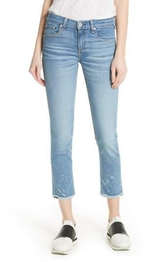 rag & bone/JEAN The Dre Ankle Slim Boyfriend Jeans