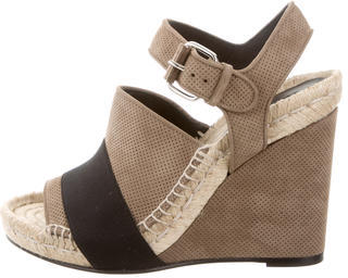 Balenciaga  Balenciaga Jito Wedge Sandals w/ Tags