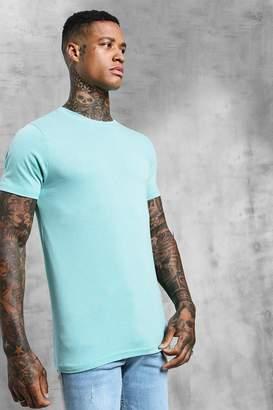 4a8f5cc4b13 Mens Turquoise T Shirt - ShopStyle UK