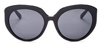Jimmy Choo Women's Round Sunglasses, 57mm