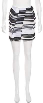 Missoni Silk Striped Skirt w/ Tags
