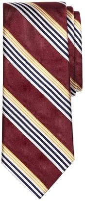 Brooks Brothers Sidewheeler Music Stripe Tie