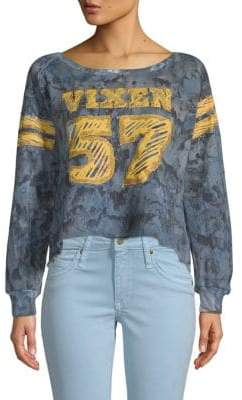 Vixen 57 Long-Sleeve Top