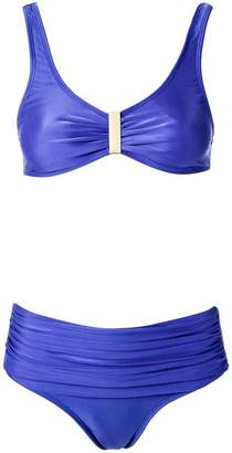 Lygia & Nanny triangle bikini set