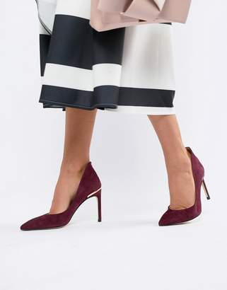 Ted Baker Suede Heeled Pumps