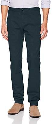 Bugatchi Men's Printed Chino Pants