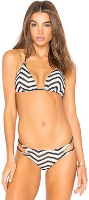 Luli Fama Braided Bikini Top