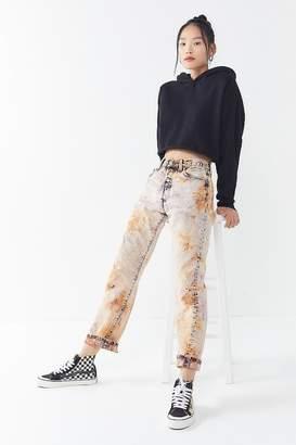 Urban Renewal Vintage Levi's Tie-Dye Straight Leg Jean