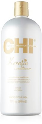CHI Keratin Conditioner, 32 fl. oz. $29.99 thestylecure.com