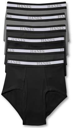 Hanes Platinum Men's Underwear, Brief 6 Pack