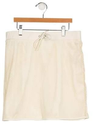 Burberry Mesh Swim Skirt