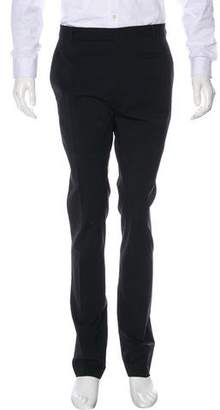Rick Owens 2018 Virgin Wool Flat Front Pants