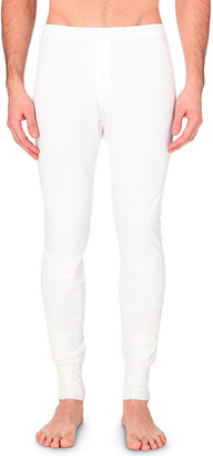 Sunspel Q04 knitted long johns $52 thestylecure.com