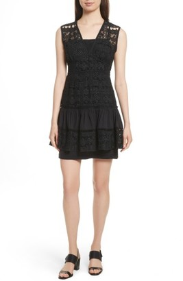 Women's Tracy Reese Tiered Minidress $348 thestylecure.com