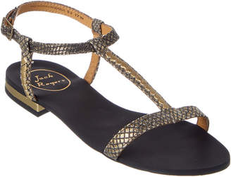 Jack Rogers Cheney Leather Sandal
