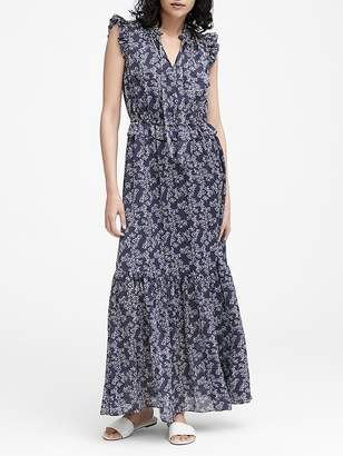 ee7150a25d70 Banana Republic Petite Floral Maxi Dress