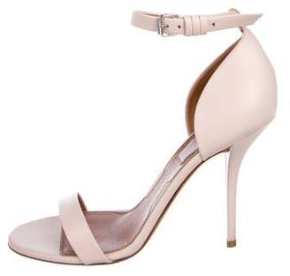 Givenchy Leather Strap Sandals
