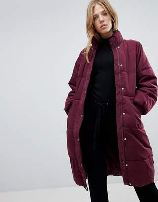 Vila Longline Padded Jacket