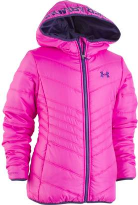 Under Armour Girls 4-20 Prime Puffer Jacket
