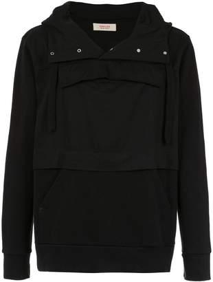 OSKLEN Cuts coat
