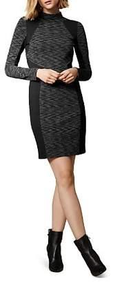 Karen Millen Paneled Body-Con Dress