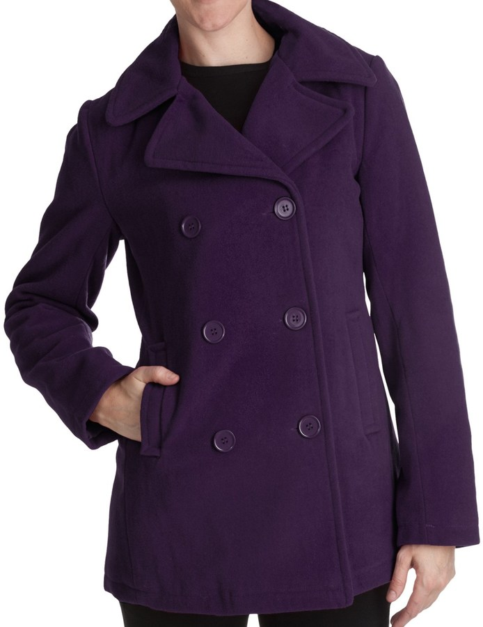 Excelled Peacoat - Insulated (For Women)
