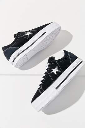 Converse One Star X MadeMe Suede Platform Sneaker