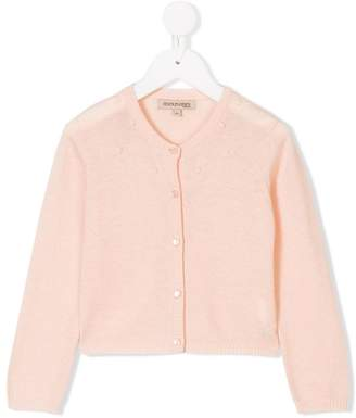 Hucklebones London pom pom cardigan