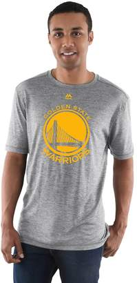 Majestic Men's Golden State Warriors Fight 'til the End Tee