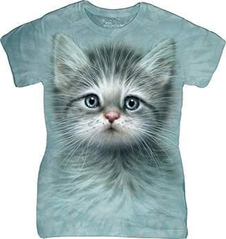 The Mountain Women's Blue Eyed Kitten T-Shirt