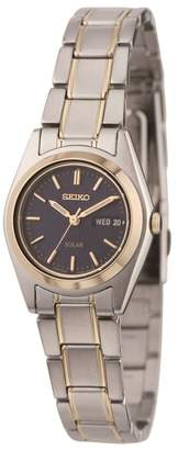 Seiko (セイコー) - voga inc. SEIKO Lady's Solar watch 1 SUT110(C)FDB